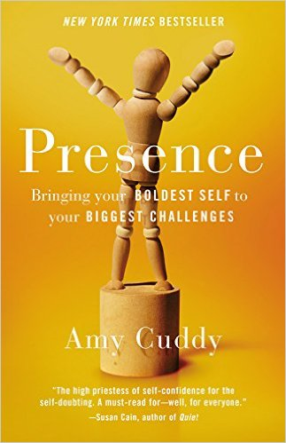 Amy Cuddy-Presence Book Cover
