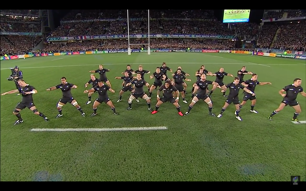 PowerPose New Zealand Rugby Team 2011