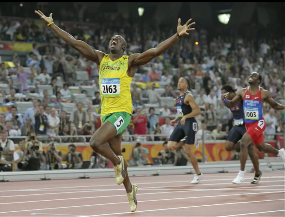 PowerPose Usain Bolt